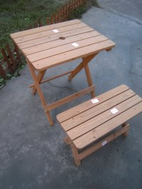 Pin Wooden-lawn-furniture-benches-yutzys-farm-market on ...