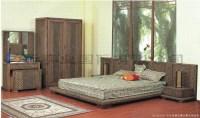 China Rattan Furniture Bedroom Set (TW-804) - China rattan ...