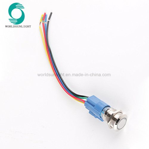 small resolution of china xl19s f11 p1 12vb 19mm metal led momentary pushbutton push button switch with wire harness and 8 hole connector china wiring connector for 19mm