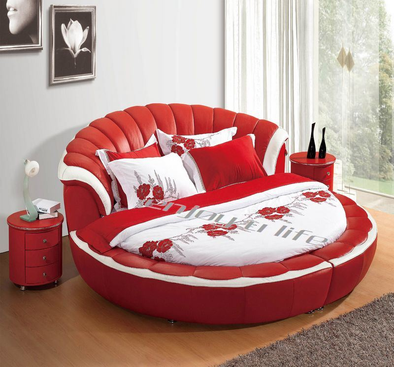 Congratulations! Your Round Couch Bed Is (Are) About To
