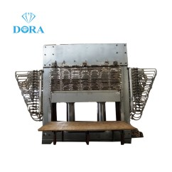 Steel Chair Manufacturing Process Z Covers China Plywood 4 X8 Pressing Line Hot Laminating Press Machine Supplier