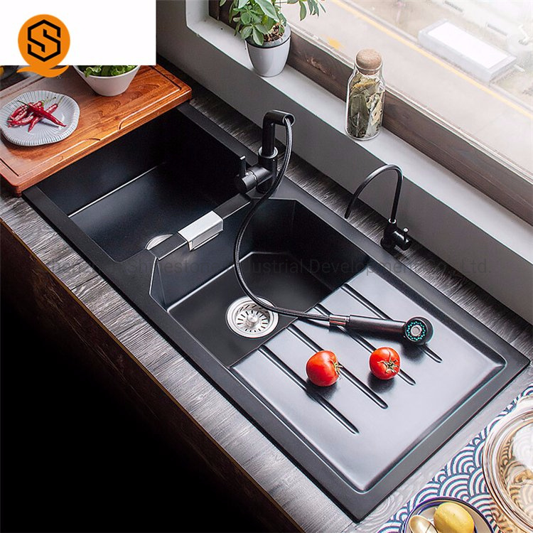 china solid surface kitchen sink