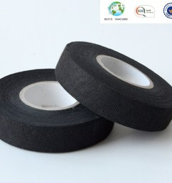 sample good sticky black wire harness fleece tape for resisting abrasions [ 1024 x 768 Pixel ]