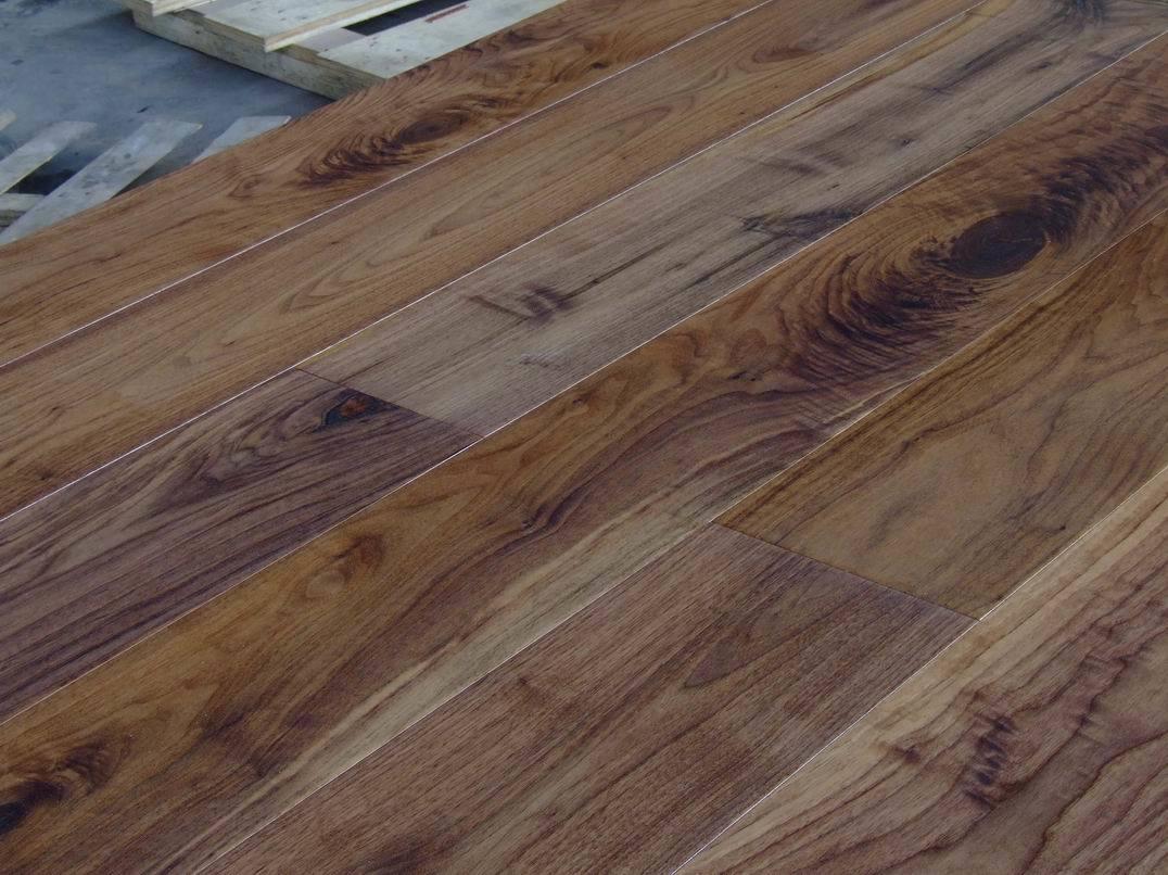 China American Walnut Flooring  China walnut american walnut
