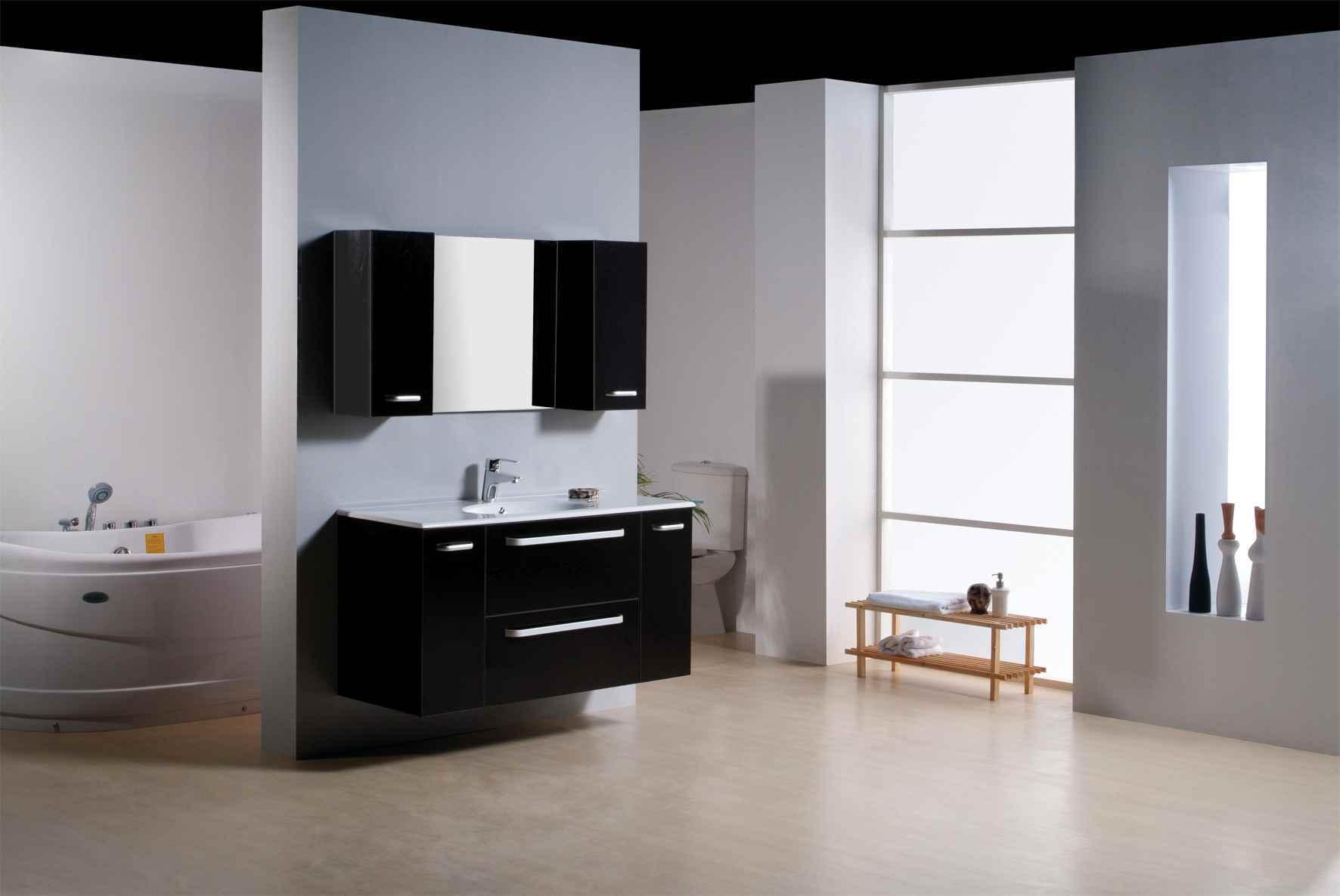 China New Design Bathroom Cabinet  China Bathroom Cabinet
