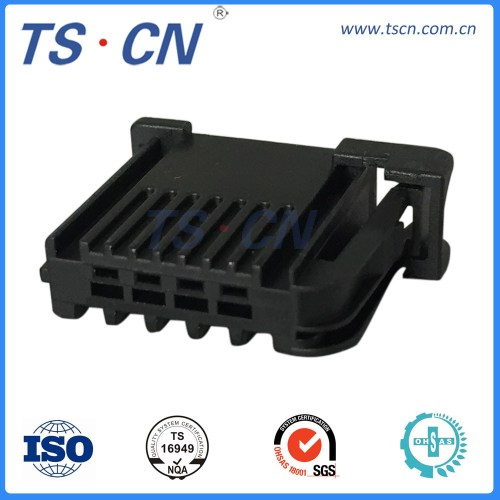 small resolution of china plastic auto electrical female wire harness plug terminal pin connector china connector auto connector