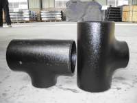 China Elbow Reducer Tee Cap, Steel Pipe Fittings Photos ...