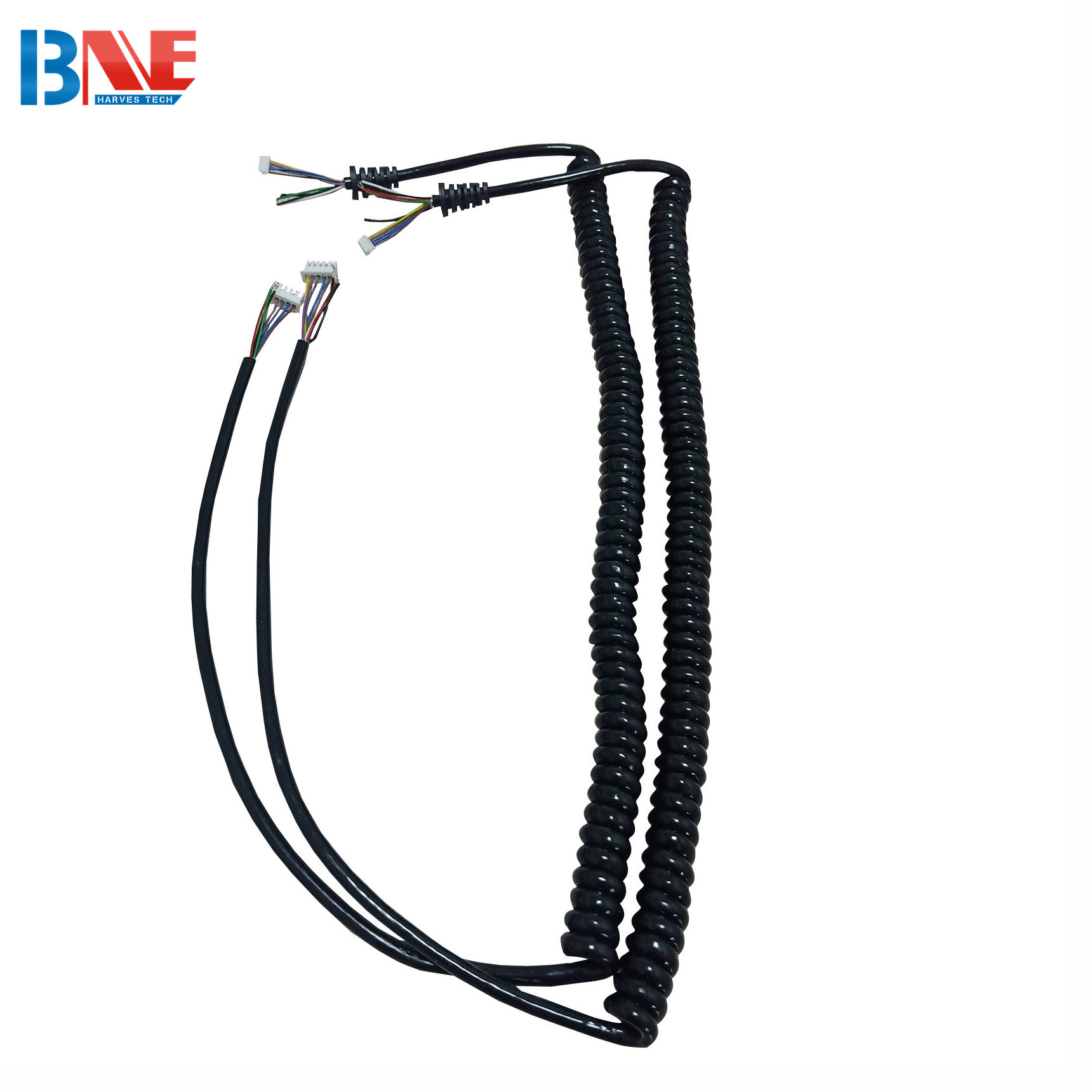 China Custom Multifunction Cable Assembly Wiring Harness