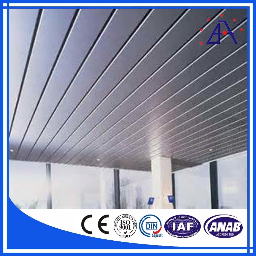 china oem insulated aluminum roof