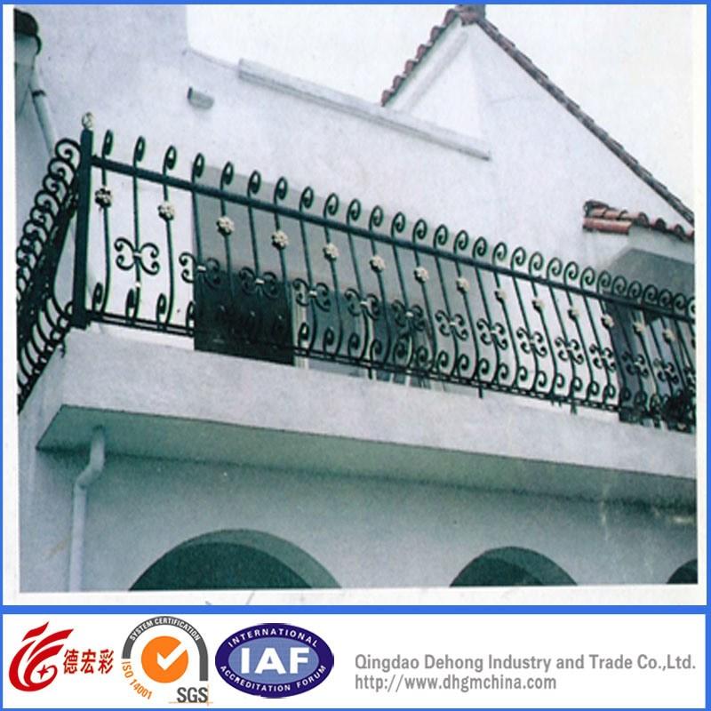 China New Design Beautiful Decorative Handrails For Sale Photos   Metal Handrails For Sale   Balcony Railing   Iron Balusters   Balcony   Grab Rail   Cast Iron