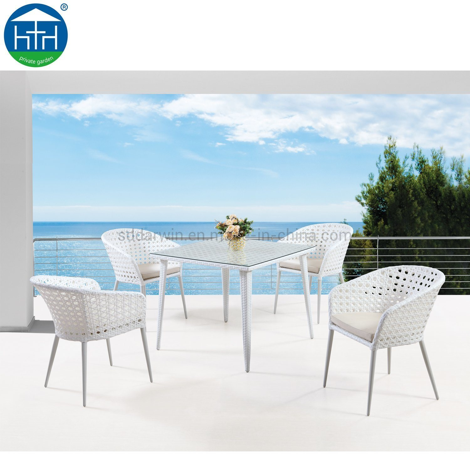 Patio Furniture Table And Chairs Hot Item Durable Garden Rattan Table And Chair Wicker Patio Furniture For Garden