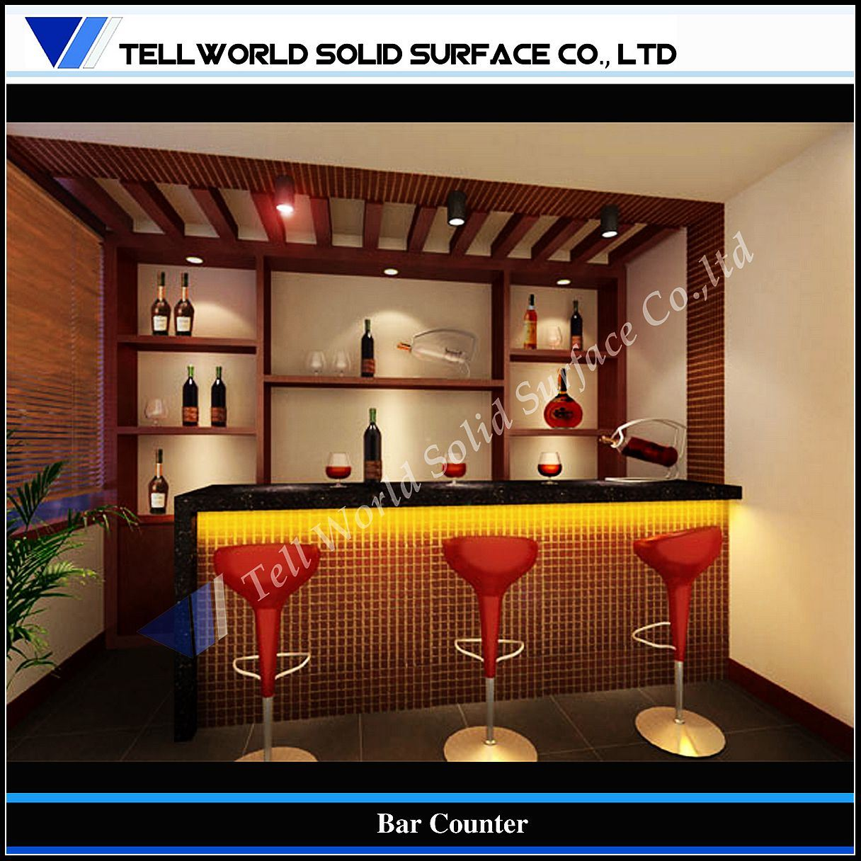 Latest Bar Counter Design  Joy Studio Design Gallery