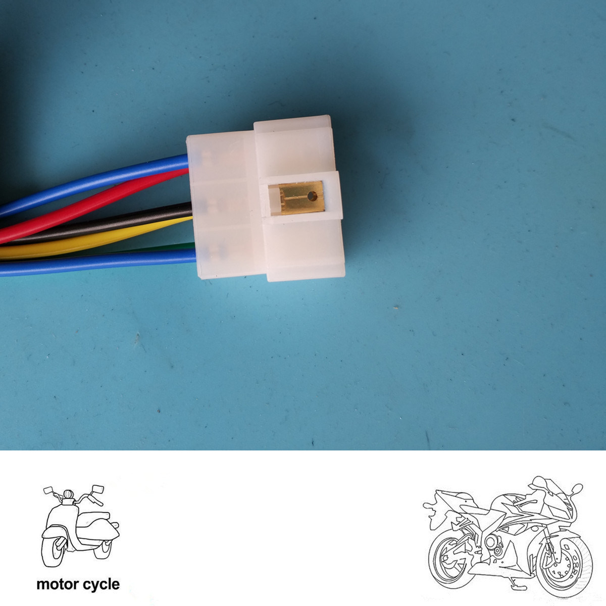 hight resolution of new voltage regulator for kubota grasshopper rs5101 rs5155 6 wire rectifier