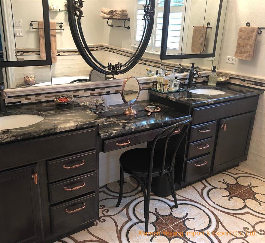 Granite Bathroom Vanity Image Of Bathroom And Closet