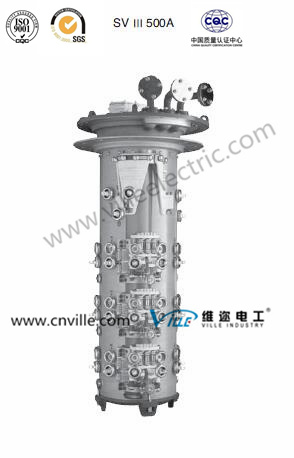 China Oil-Immersed on-Load Tap Changer / Oil-Immersed
