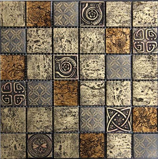 china mosaic tile for new design vinyl