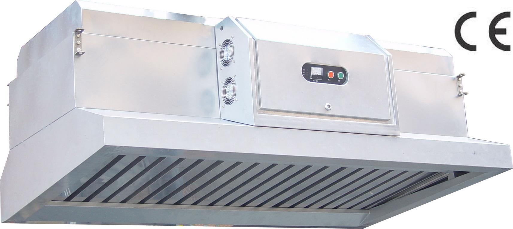 kitchen ventilation system menu board china electrostatic cooking hood style eliminator with