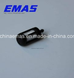 china fuel filter for h61 chainsaw china chainsaw spares chinese chainsaws parts [ 1901 x 1901 Pixel ]