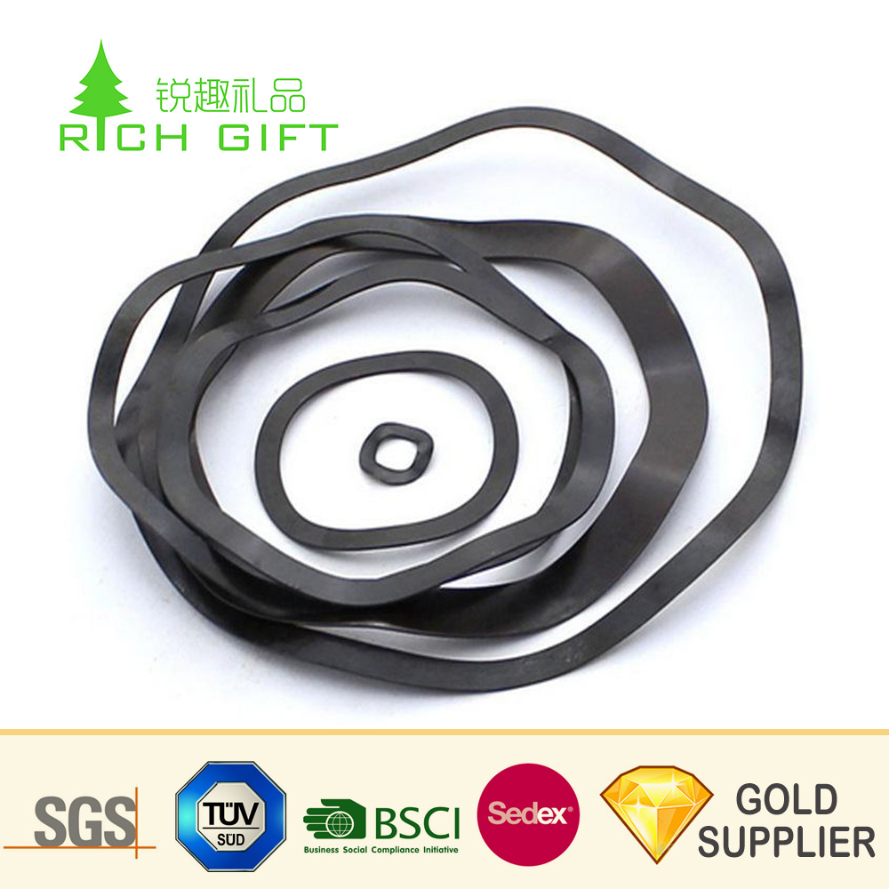 medium resolution of china manufacturer customized high precision special shape steel flat bend support spiral mechanical wave spring china compression spring coil spring