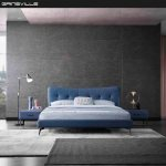 China Modern Bedroom Furniture Beds In Light Luxury Style King Bed Of Home Furniture Set China Home Furniture Set Sofa Bed