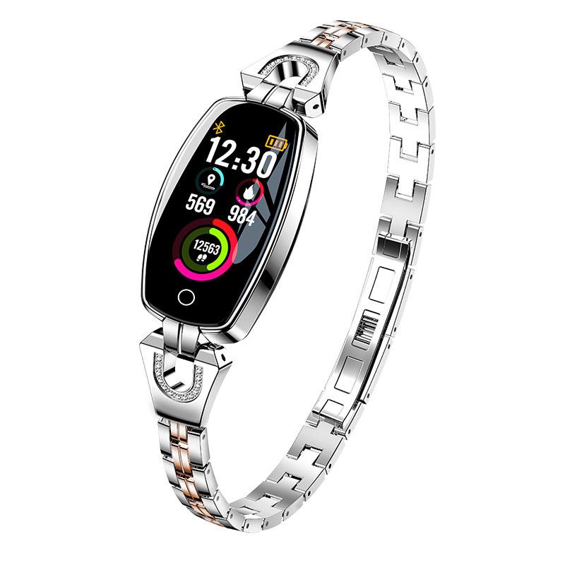 China Women GPS Bracelets Healthy Care Tracker Smart