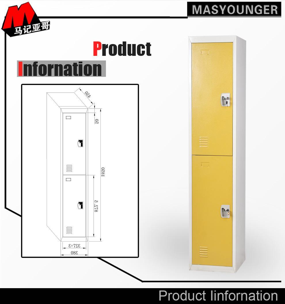 hight resolution of china 2 tier office school metal locker students storage cabinet china metal locker school use metal locker