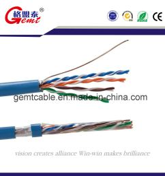 china double shielding utp cat5 lan wire china cat6 cable network cable cat6 [ 1500 x 1500 Pixel ]