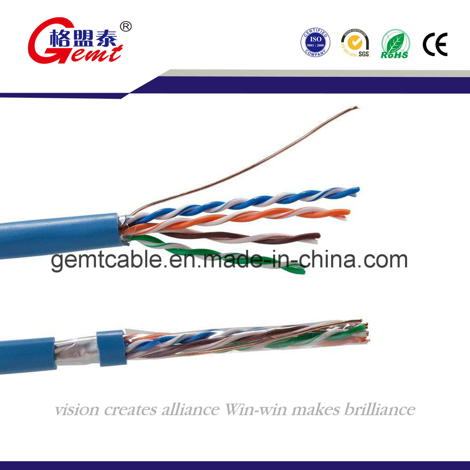 hight resolution of china double shielding utp cat5 lan wire china cat6 cable network cable cat6