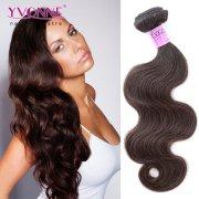 china color #2 human hair weave