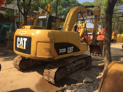 small resolution of used caterpillar 312d excavator cat 312d small excavator