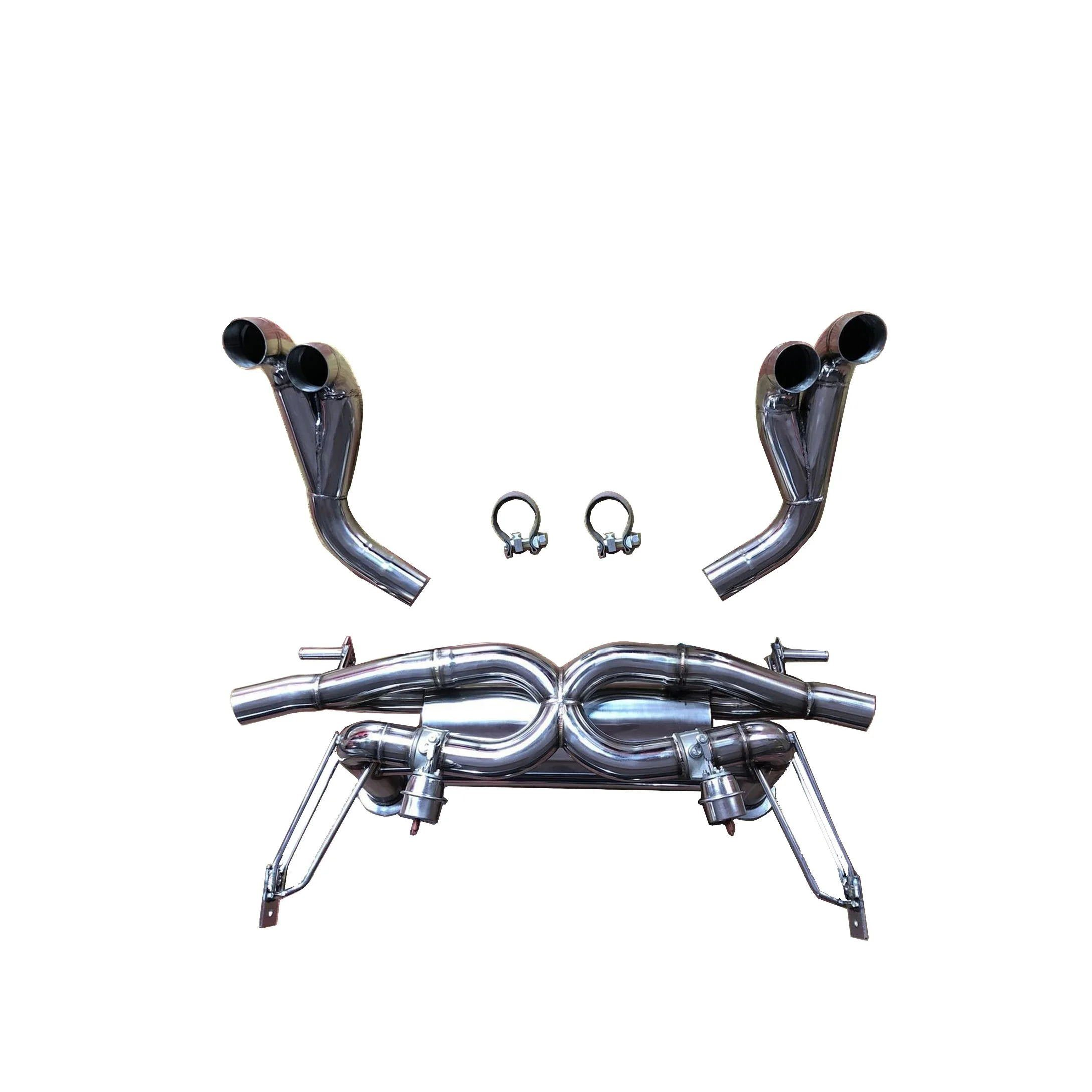 for audi r8 v8 china exhaust system