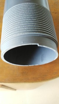 China PVC Water Supplier Pipe, Pressure Pipe 125mm - China ...