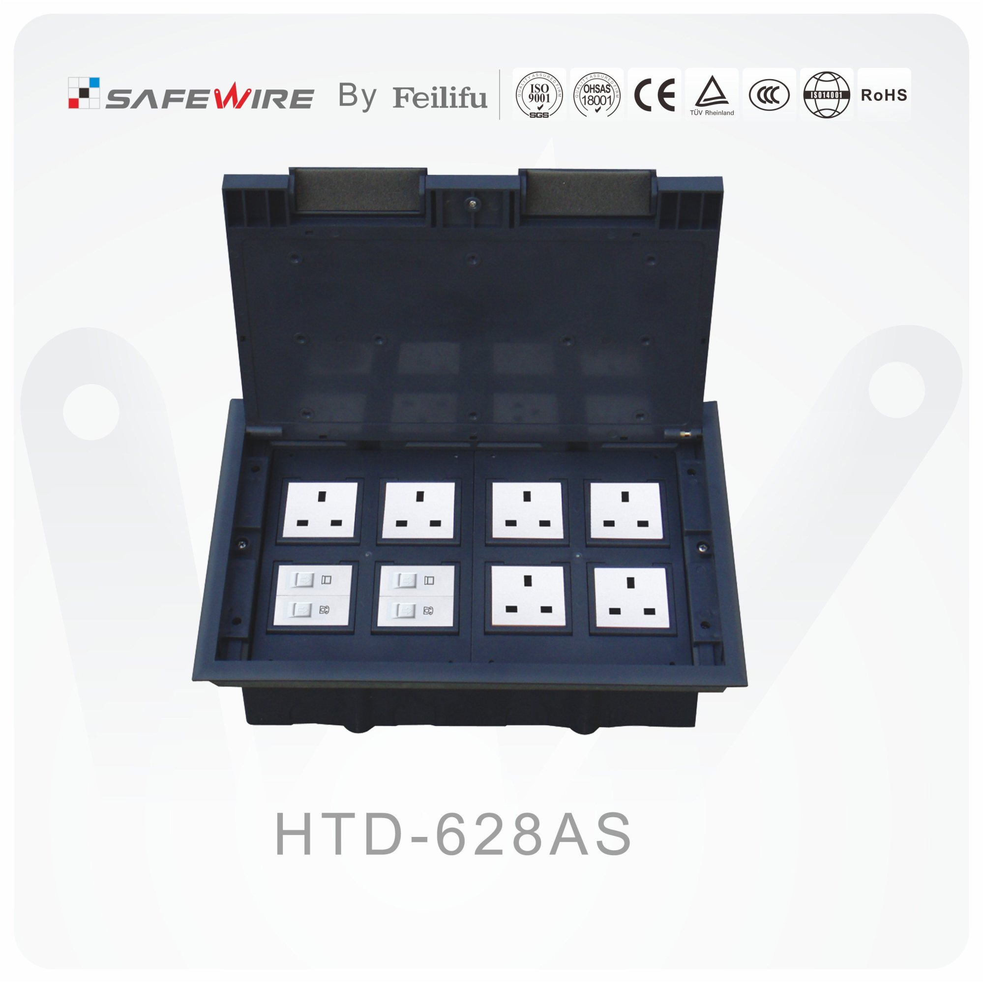 hight resolution of china abs material cover type floor connector china panel china ac plug 213 china easy wiring plug easy cord grip