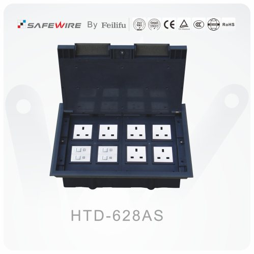 small resolution of china abs material cover type floor connector china panel china ac plug 213 china easy wiring plug easy cord grip