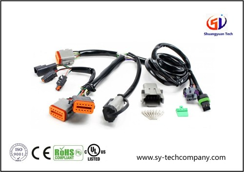small resolution of wiring harness for car