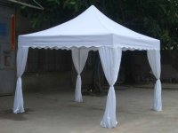 China Party Tent - China Luxury Event Tent, Metal Frame Gazebo