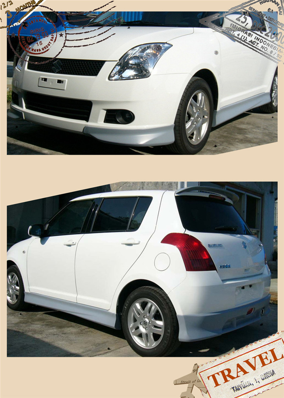 medium resolution of china pu plastic body kits for suzuki swift 2005 2008 china carbon fiber hood carbon fiber spoiler