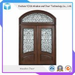 China Interior Bedroom Entry Modern Teak Wood Main Door Latest Design Wooden Doors Photos Pictures Made In China Com
