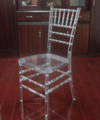 China Clear Resin Chiavari Chair for Wedding Photos ...