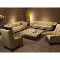 China High Quality Living Room Leather Sofa (B1) Photos ...