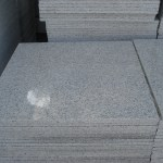 China G603 Cheap Silver Grey Granite Floor Wall Tiles Slabs Facade Cladding Pavers Paving Stone Pavement Naturstein Granite Quarry China Grey Granite G603