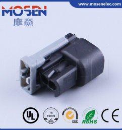 china delphi 15305086 auto connector 2 pin plastic female wire harness sealed waterproof auto connector low voltage connector china auto connector  [ 1350 x 1350 Pixel ]