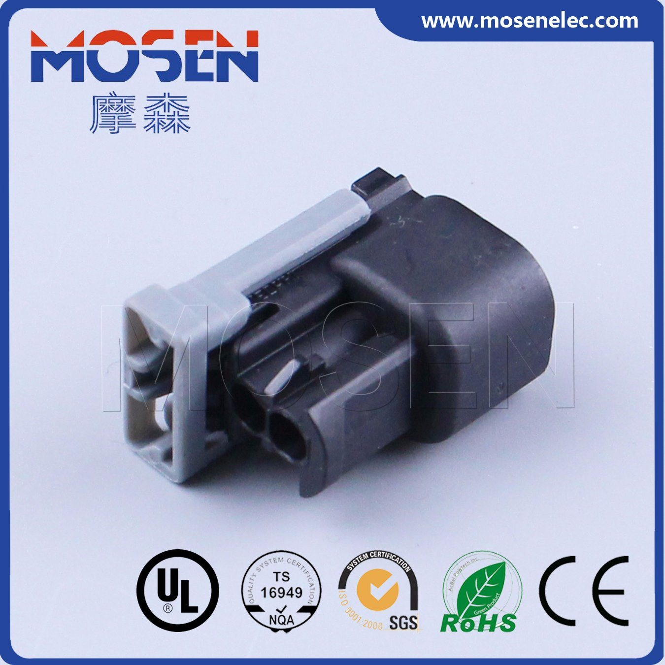 hight resolution of china delphi 15305086 auto connector 2 pin plastic female wire harness sealed waterproof auto connector low voltage connector china auto connector
