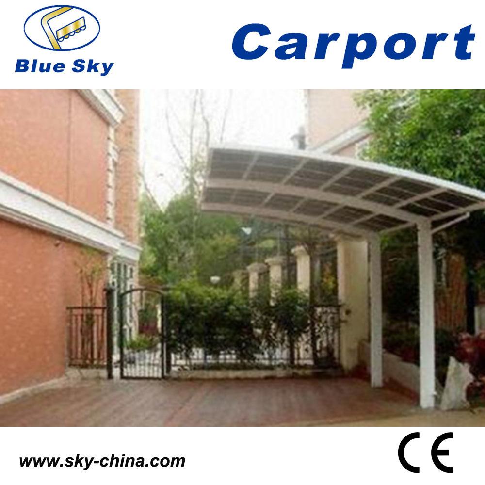 China Aluminum Frame Fiberglass Awning For Car Garage B800 China Carport And Aluminum Carport Price