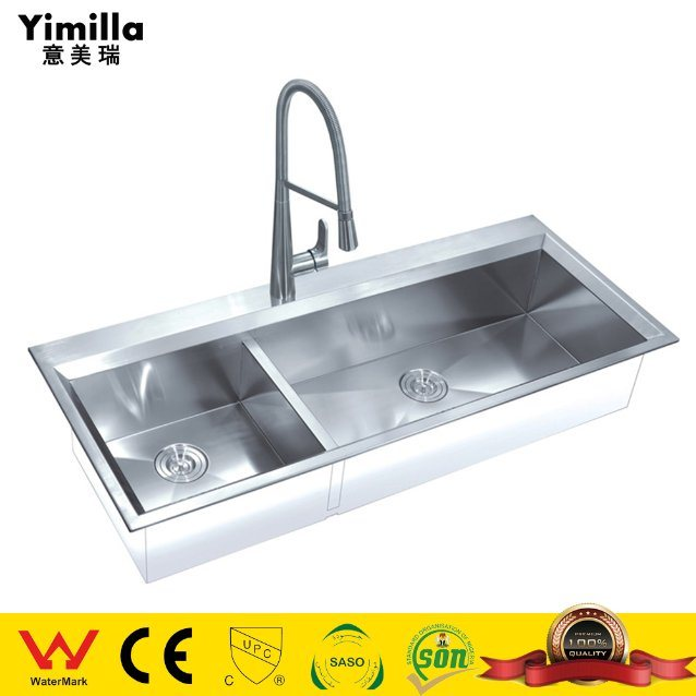 china big size brushed stainless steel