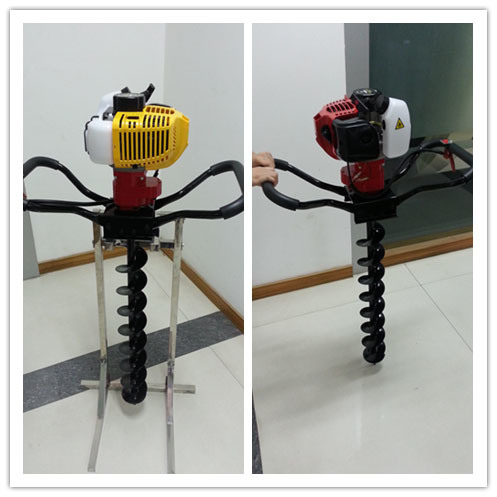 China CE Gasoline Auger ED520-2 with 52cc 2 Stroke Engine - China Earth Auger and Gasoline Earth Auger price