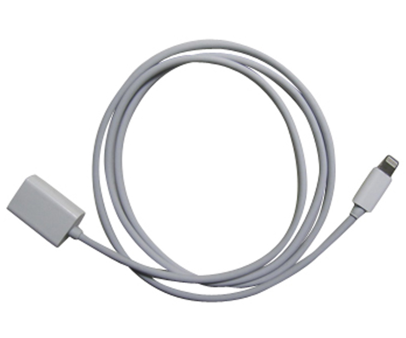 iPhoneのiPadのためのエクステンダーLightning Extension Cable