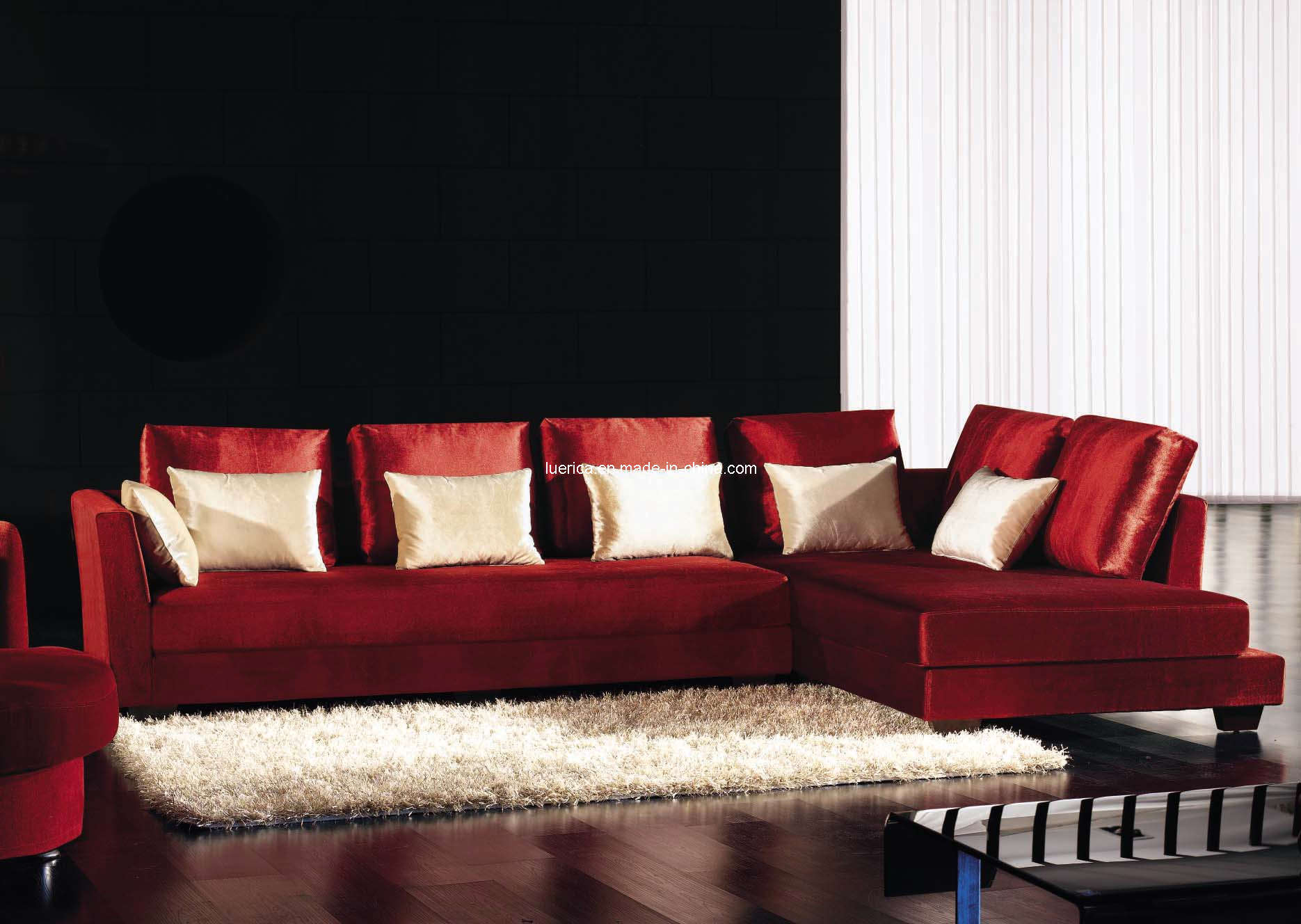 Sofa Sectionnel LY188 Sofa Sectionnel LY188 Fournis