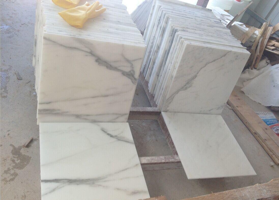 l italien calacatta marbre blanc un