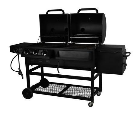 China BBQ van het gas & van de Houtskool Grill – Kopen de grill van de houtskool op nl.made-in-china.com